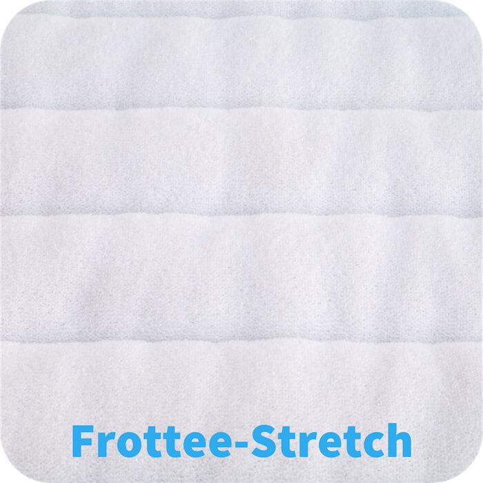 Wasserbettbezug-Frottee-Stretch-beschriftet