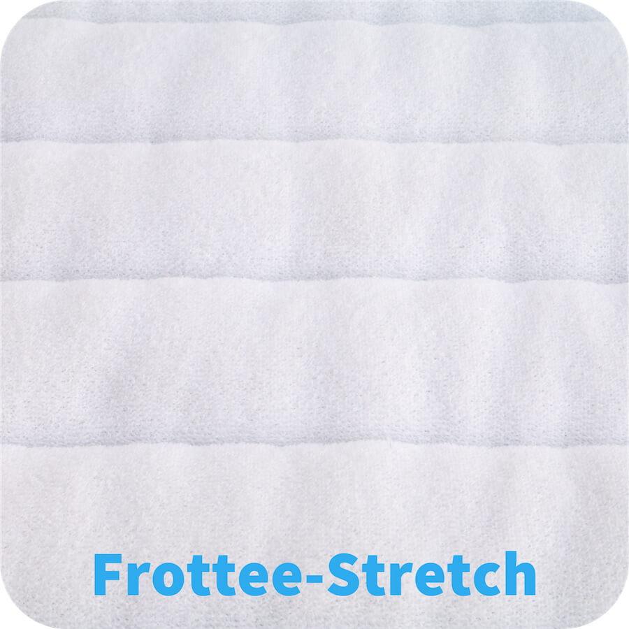 Wasserbettbezug Frottee-Stretch